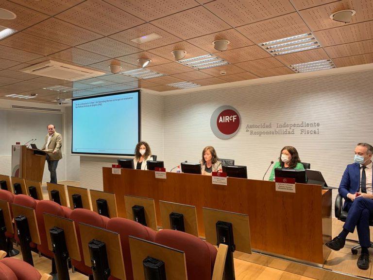 Rueda de prensa estudio Incentivos a la contratación 14/10/2020