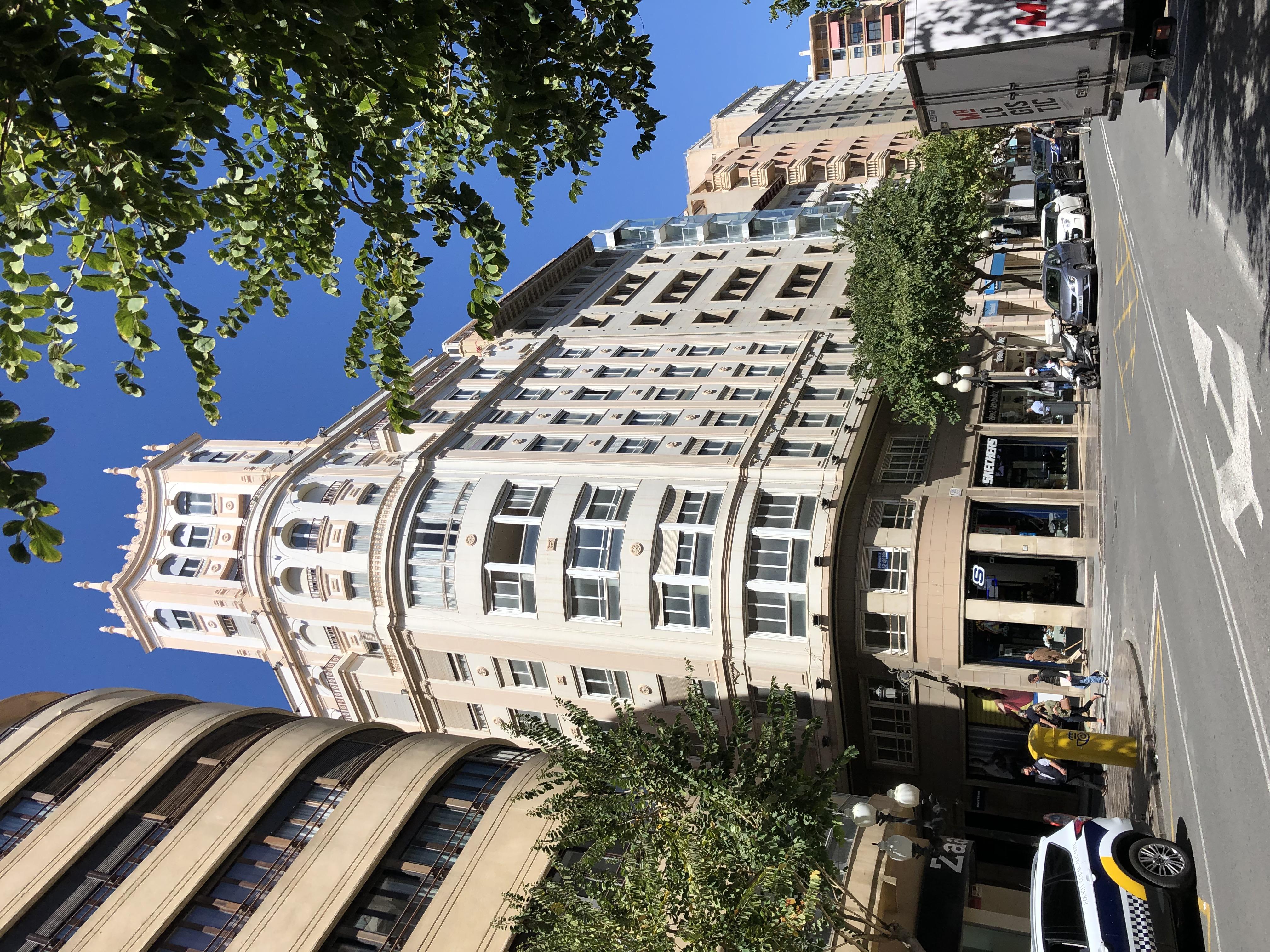 Edificio en Alicante