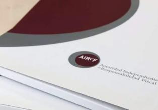 La AIReF avala el escenario macroeconómico del Gobierno que acompaña al proyecto de Presupuestos para 2022